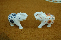 Buy Inlay Art Work Elephant