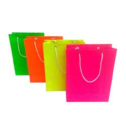Buy Colourful Shopping Paper Bags