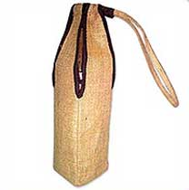 Buy Jute Wine Bag