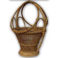 Buy Wooden Flower Basket
