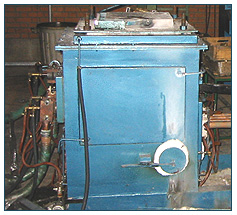 Buy Vertical Continuous casting Machine