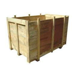 Buy Wooden Packing Cases.