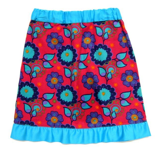 Buy Handcrafted Cotton Skirt