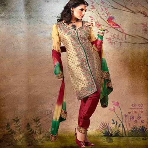 Silk Suits — Buy Silk Suits, Price , Photo Silk Suits, from Saboo