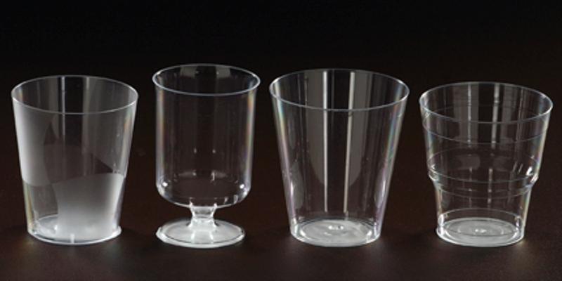 130 Ml Plastic Disposable Wine Glass Buy 130 Ml