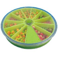 Buy Large Round Box with Beads