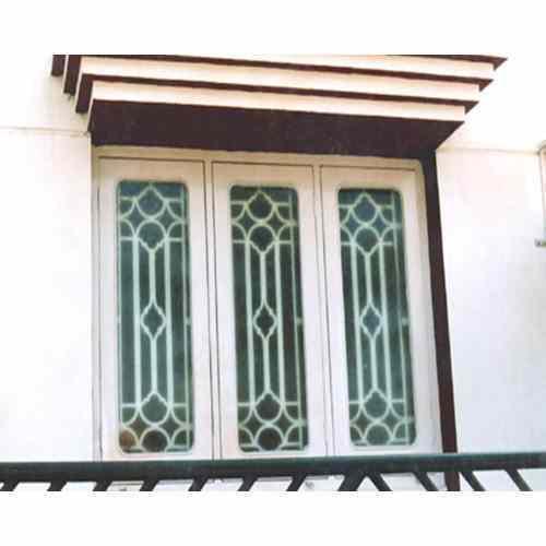 Stainless Steel Window Grills Sswg02 Buy In Delhi