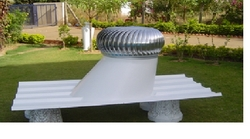 Buy Turbo Roof Ventilating System