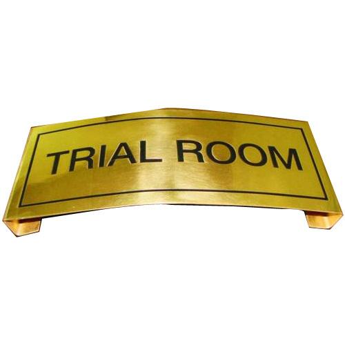 Buy Brass Name Plates