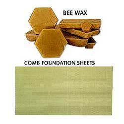 Buy Bee Wax & Comb Foundation Sheets