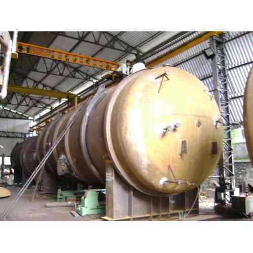 Buy Steel Pressure Vessels