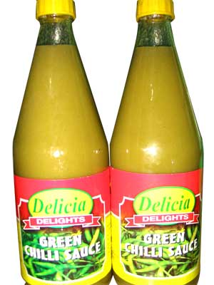 Green Chili Sauce buy in Ramnagar