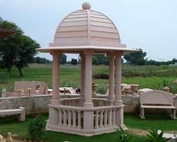Buy Pink Sandstone Gazebo