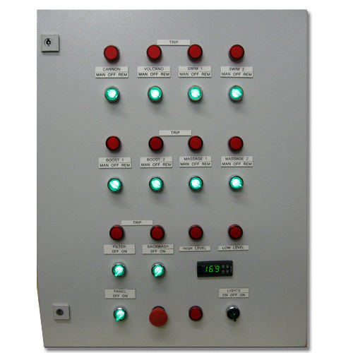 Buy Electric Control Panels