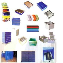 Buy PP Boxes & Trays