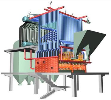 The Power Generation High Pressure FBC Boiler buy in Mumbai