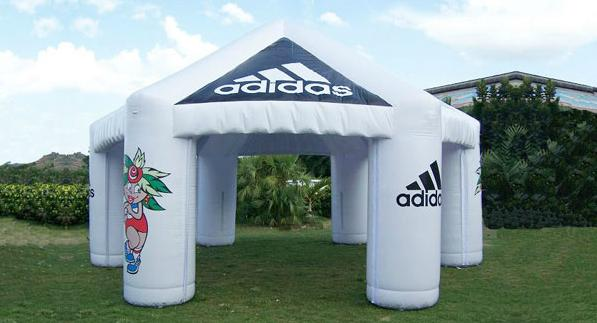 Inflatable Kiosks & Pop-up Tents