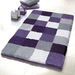 designer bath mats more