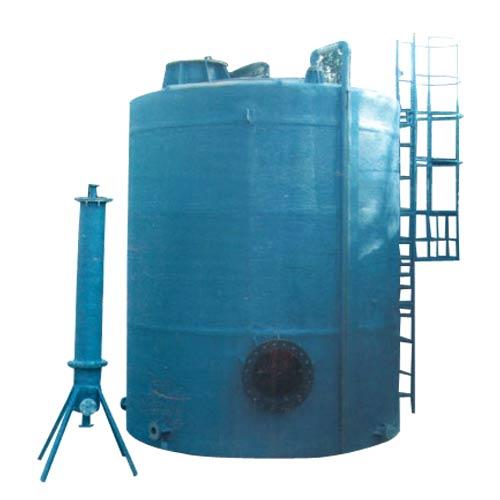Buy PVDF/FRP Chemical Storage Tanks