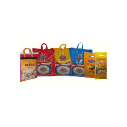 Buy Multicolor Printed BOPP Laminated PP Woven Bags with Window