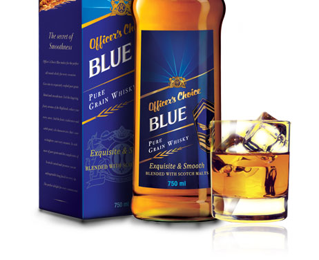 Buy Whisky - Officer's Choice Blue