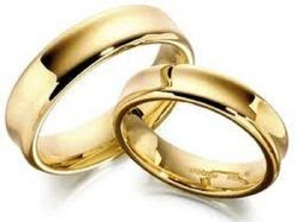 Gold Wedding Bands buy in New Delhi