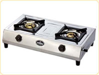 Jindal Supreme Double Burner Gas Stove