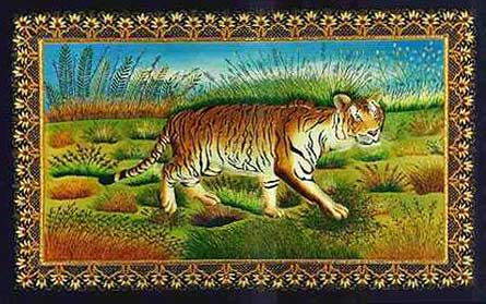 Buy Embroidered Jewel Carpets