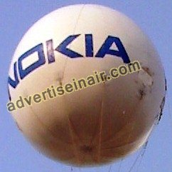 Nokia Sky Balloon