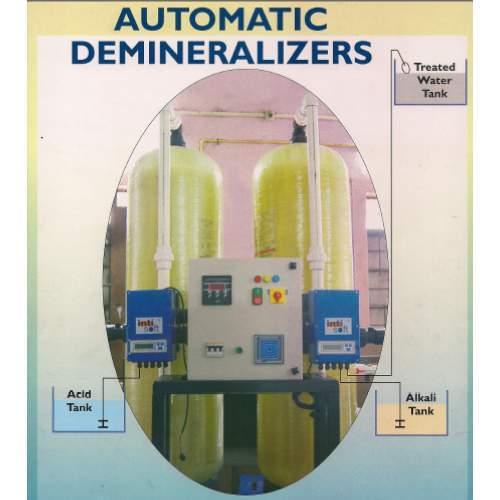 Auto Demineralizers