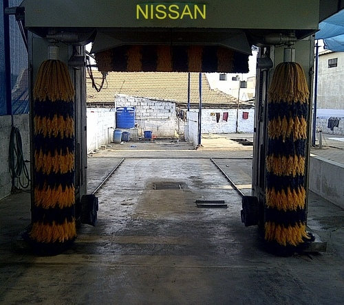 3 Brush Automatic Car Wash System Buy In Ahmedabad