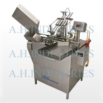 Buy Automatic Two Head Ampoule Filling & Sealing Machine