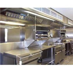 Kitchen Exhaust System / Exhaust Hood Nice Design