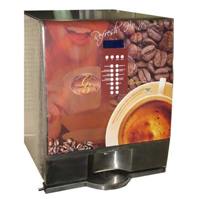 coffee dispenser machine