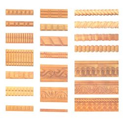 decorative wood beading
