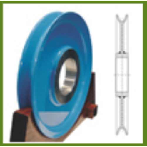 Wire Rope Pulley / Wire Rope Sheave buy in Pune