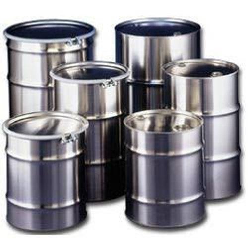 SS Liquid Storage Drum
