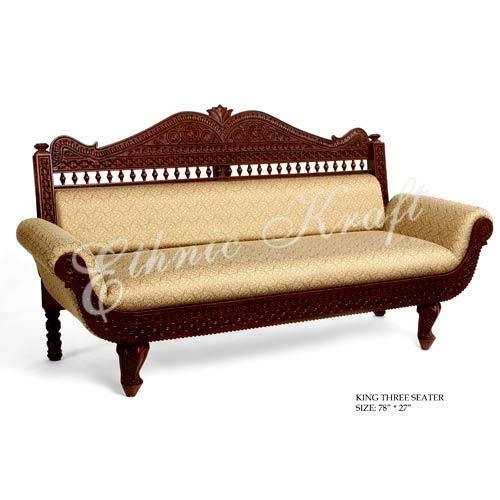 King Design Three Seater Sofa Buy King Design Three Seater Sofa
