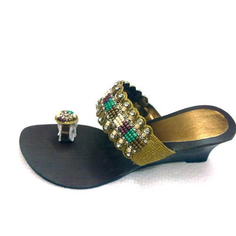 India Ladies Footwear
