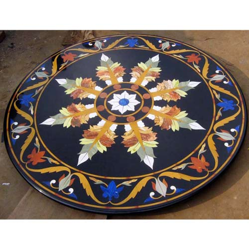 Buy Stone Inlay Table Tops