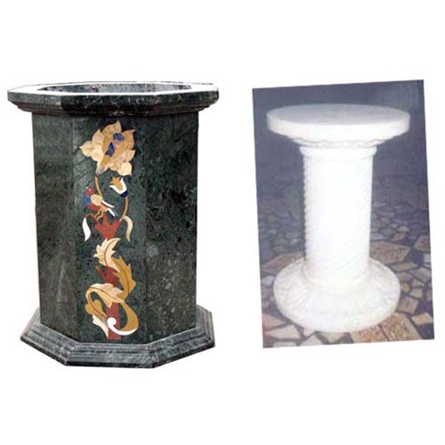 Buy Marble Table Base / Table Stand & Pedestals