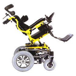 Equipment for disabled people - Wheel Chair KP-12T buy in Mumbai
