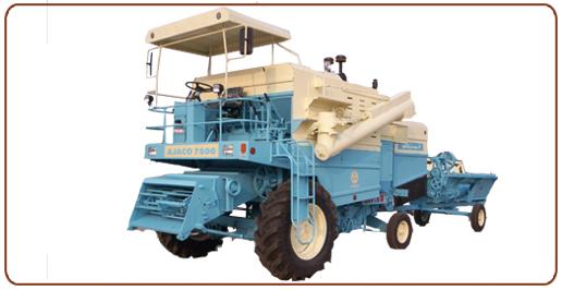 Buy Harvesters AJACO 7500 EXPORT