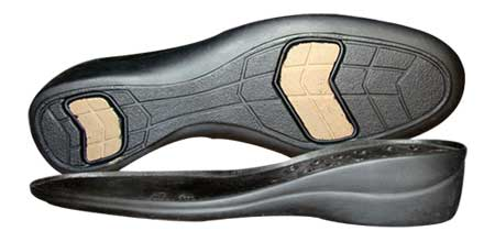 Buy Ladies Footwear PU Soles