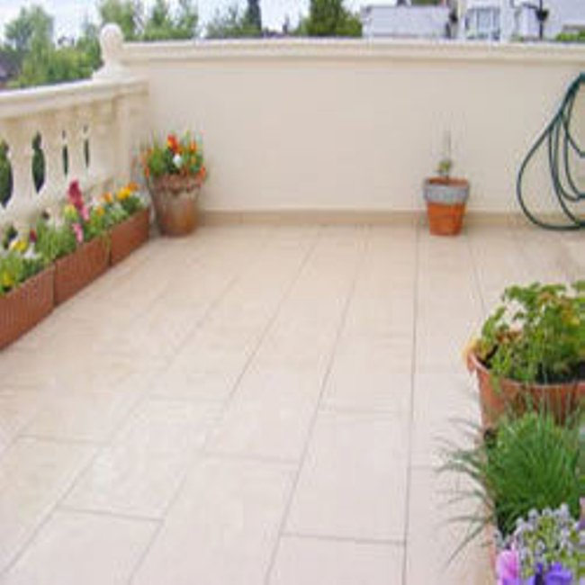 Timber tiles outdoor for Terrace shed designs india