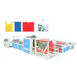 Buy Non woven fabrics bag making machine