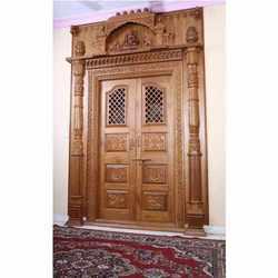 High Quality Pooja Room Door Part 13