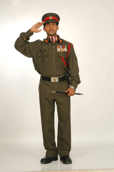 Image Gallery indian a... Indian Army Officer Dress Code