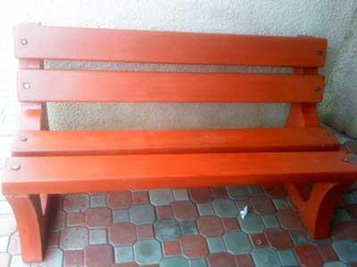 Buy Interlocking Bench