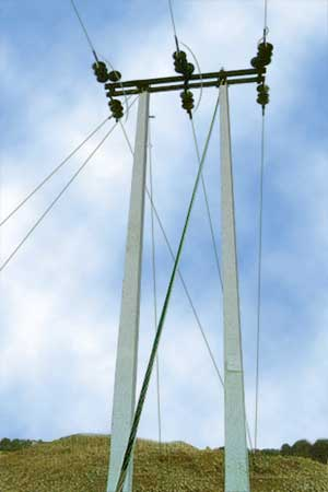 Buy RCC & PCC Electrification Line Poles